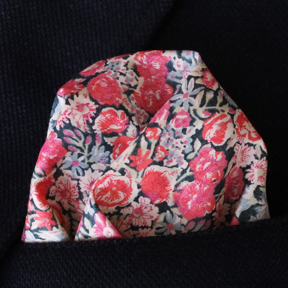 pocket square liberty