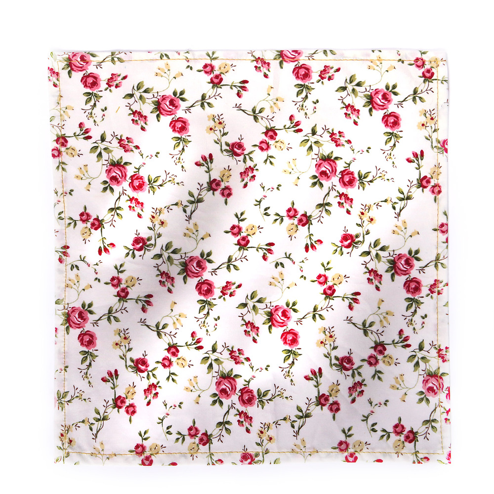 pocket square floral