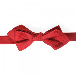 Bow-Tie-Red