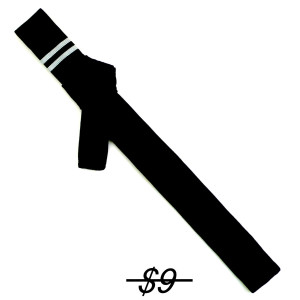 little black tie with silver horizontal(1) 拷贝